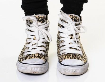 Chucks und Sneaker