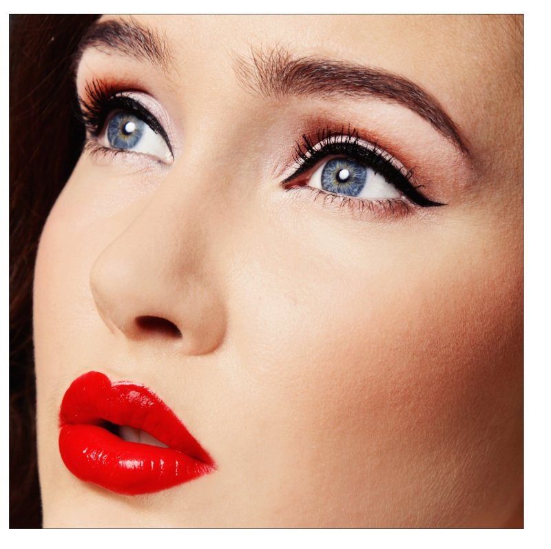 Die Lippen optimal in Szene setzen