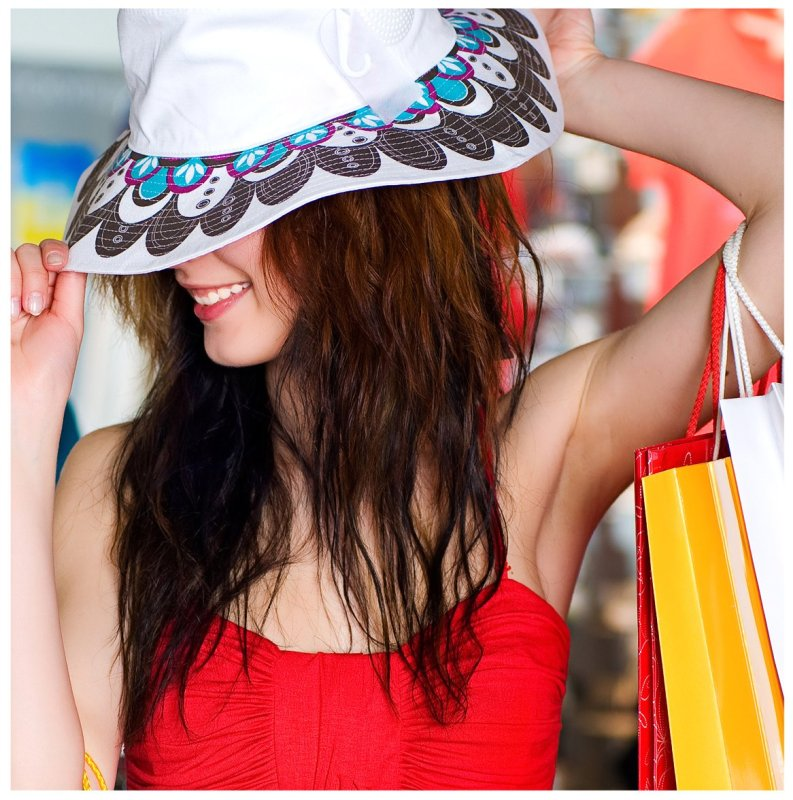 Sparen beim Modekauf