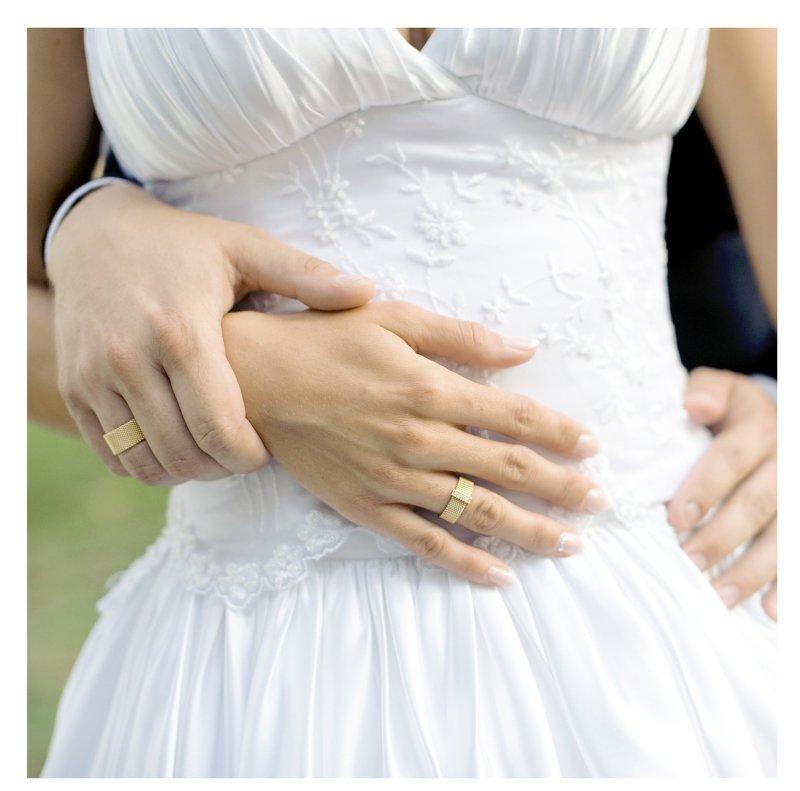 Perfekt gestylt zur Hochzeit